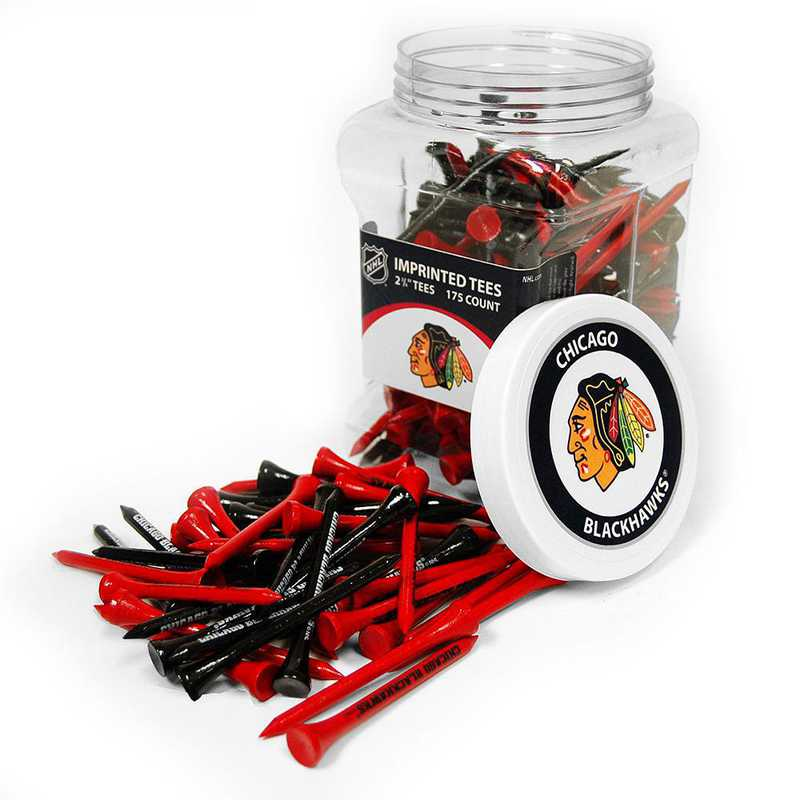 13551: CHICAGO BLACKHAWKS 175 TEE JAR